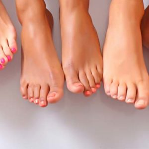 Pedicure Brisbane